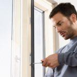 Металлопластиковые двери – регулировка фурнитуры своими руками