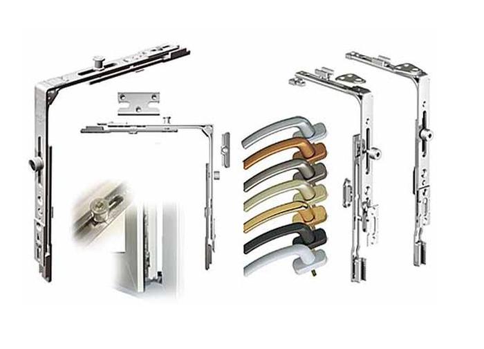 инструменты для регулировки окна
