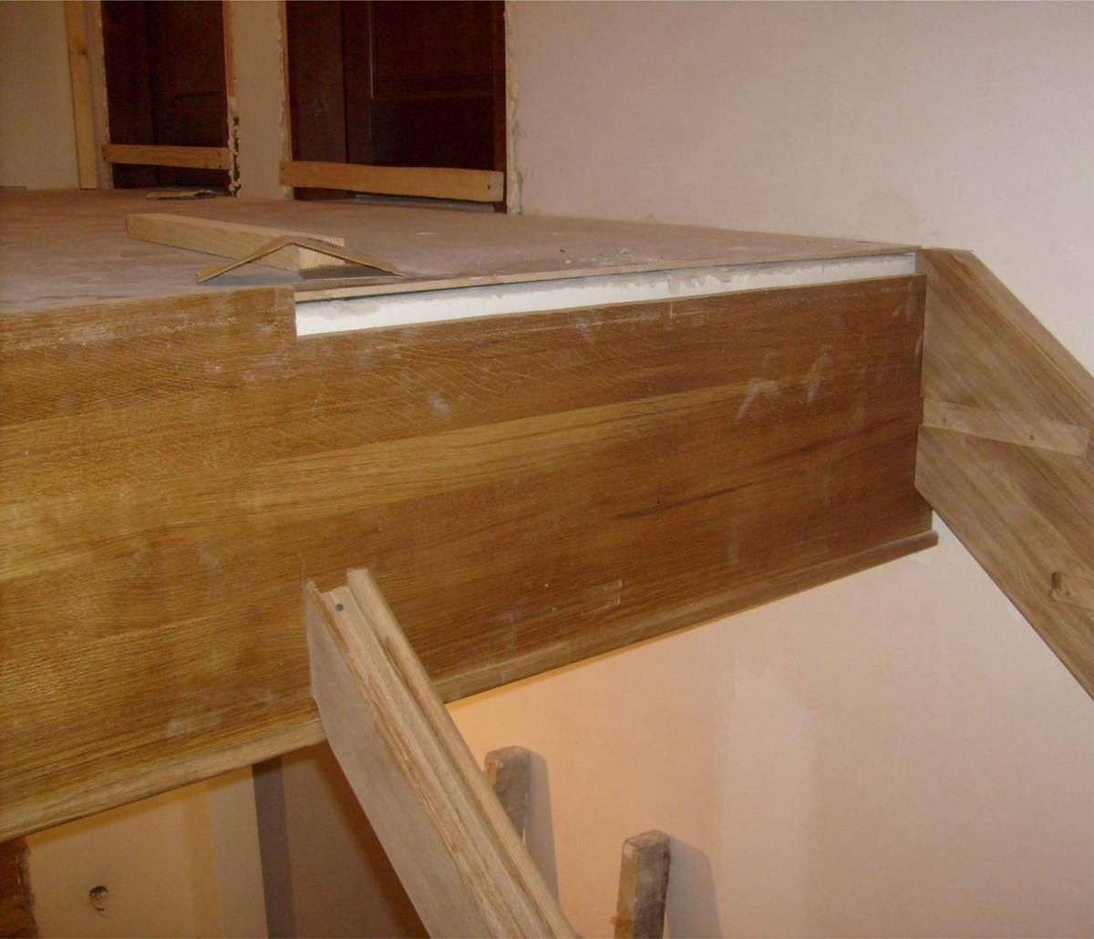 Сделать металлическую лестницу 73