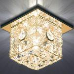 Выбор и установка светильников на натяжной потолок