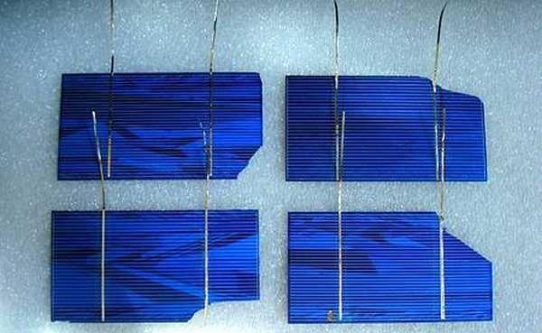 Солнечный батареи своими руками