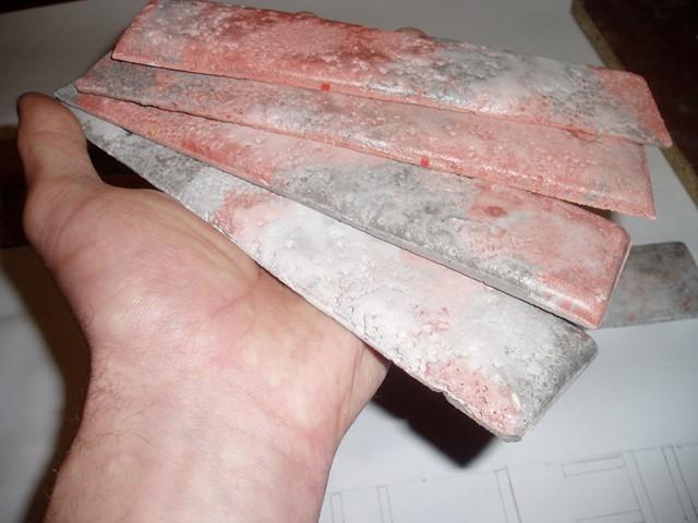 Как сделать искусственный камень своими руками в домашних 1171