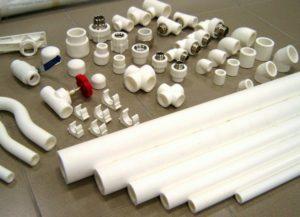 Полипропиленовая продукция для монтажа инженерных систем