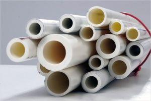 Различные типы полипропиленовых труб