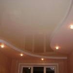 Подвесной потолок своими силами: особенности выбора и монтажа
