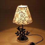 Оригинальная настольная лампа своими силами