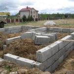 Фундамент из газобетонных блоков: технология, особенности, советы