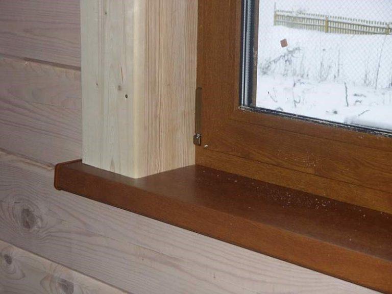 Установка откосов пластиковых окон своими руками в деревянном доме - PC-dzr.ru