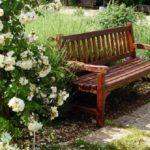 Как сделать удобную и красивую скамейку самому