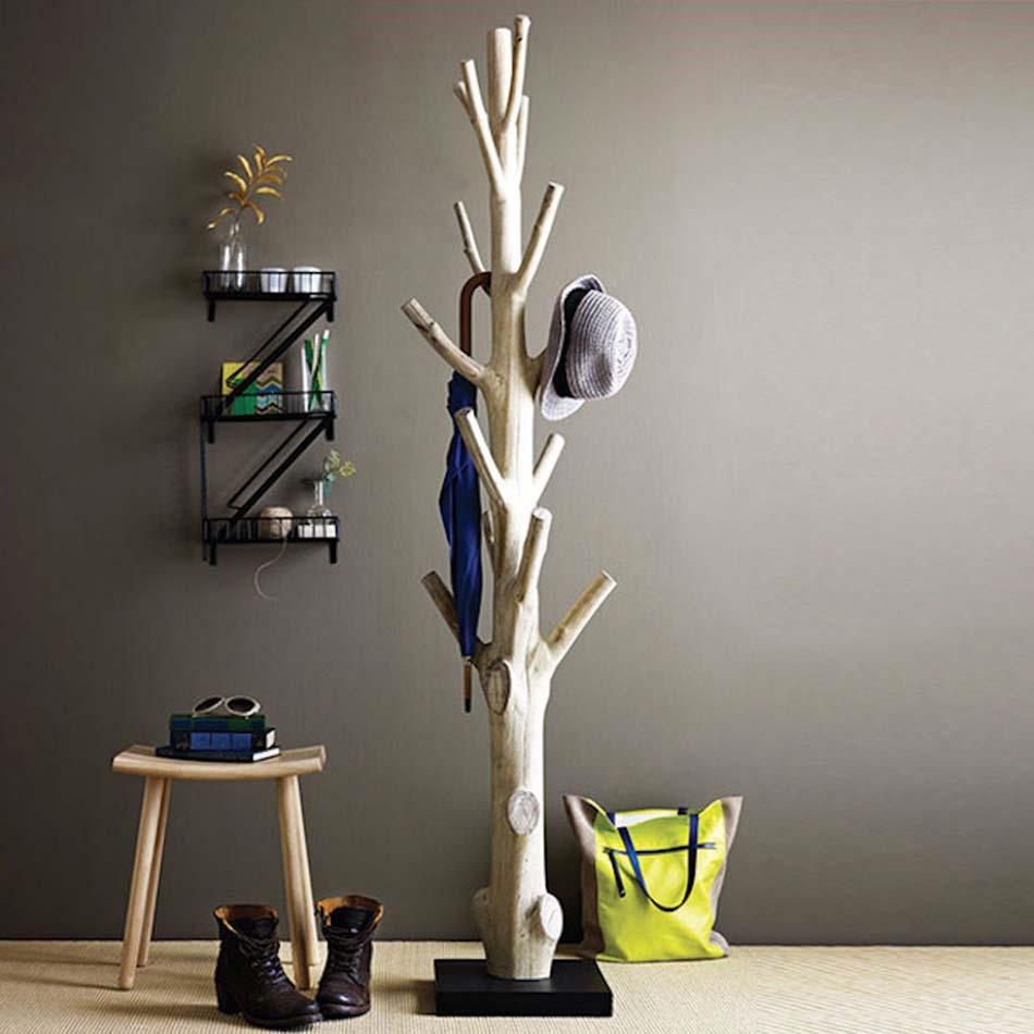 Вешалка для одежды своими руками +75 фото идей и примеров | 950x950
