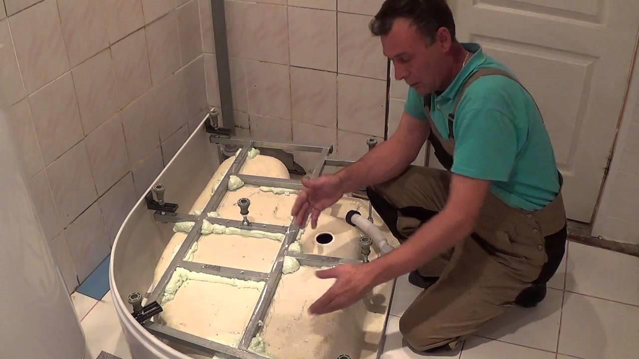 Чем и как делают реставрацию ванн 22