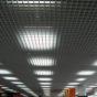 Потолок грильято: особенности, тонкости, монтаж